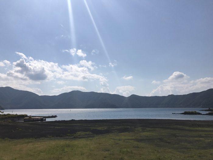 富士五湖めぐりドライブして六本木に戻り夜は鎌倉に到達した大移動の一日!! [ノマドワーカーの自由すぎる日常]