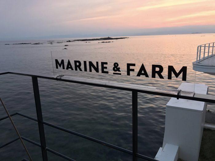 マリンアンドファームサジマ(Marine & Farm SAJIMA)〜 佐島マリーナ前の海上テラスが絶景すぎる!料理が美味しすぎる!!最高のお気に入りレストランで懇親会!! [三浦グルメ]
