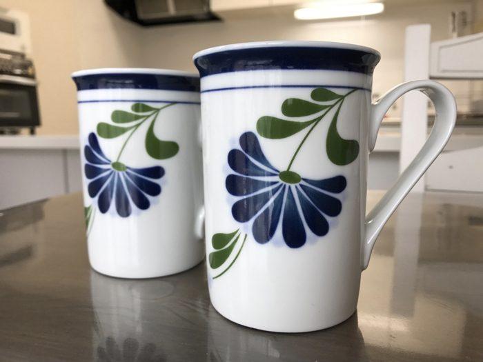ダンスク(Dansk)セージングマグ 〜 鎌倉拠点の朝食用のマグカップを新調 [食器]