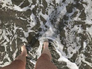 鎌倉の海沿いで 念願の「上半身裸ランニング」→「そのまま海にドボン」をやってみた結果! [デュアルライフ]