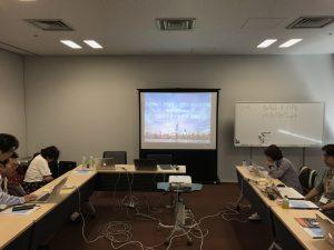 名古屋と大阪で立花B塾WordPressスタートアップ講座と懇親会な日々