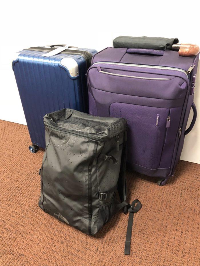 地方開催の連続講座を2箇所で開催すると荷物がハンパない