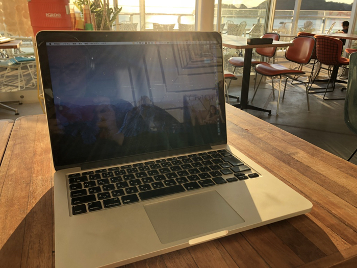 MacBook Pro (Retina, 13-inch, Mid 2014)のバッテリーがそろそろ限界に [mac]