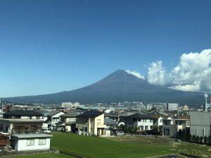 台風一過の空の下 大阪から鎌倉に移動して 見事な晴天と夕暮れに悶絶した一日!! [ノマドワーカーの自由すぎる日常]