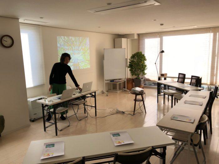 11期ツナゲル ライフ インテグレーション講座 ベーシック 第2講の初日開催中!