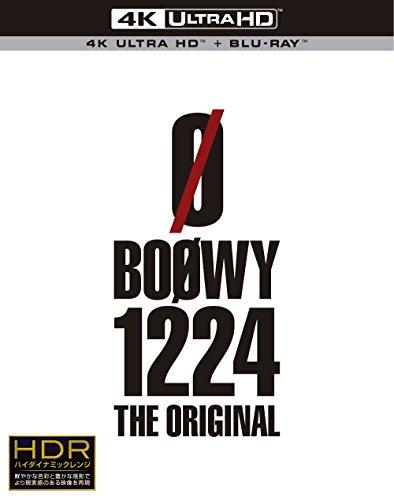 BOØWY の 伝説の 渋谷公会堂1224ライブが映像化されると知り Ultra HD Blu-rayドライブ が欲しくなっている件 [Mac]