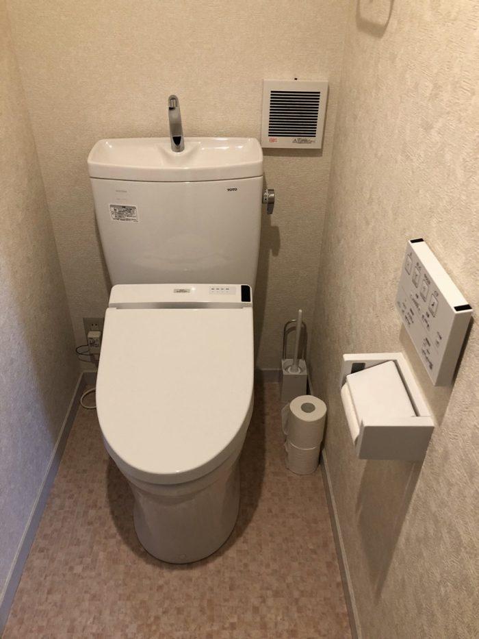 水周り掃除の習慣化 2日目 〜 鎌倉の1Fトイレの掃除と気づき