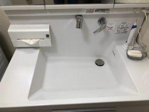 水周り掃除の習慣化 3日目 〜 鎌倉の洗面台を磨きつつ 読書とランニングもまとめて習慣化記事にできるかなと思う