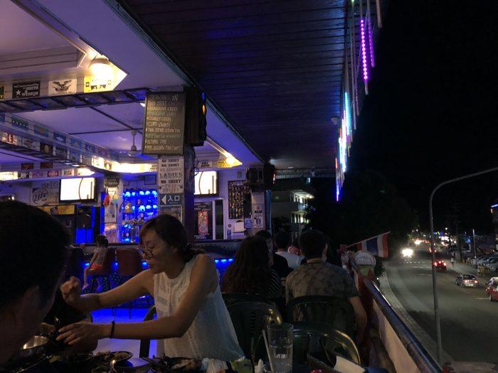 Mingles So Thai 〜 パラオ・コロール中心部のタイ料理店!窓ガラスがない超ワイルドな店が何もかも美味かった!! [2017年パラオ旅行記 その25]