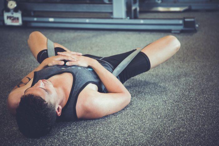 腰痛対策のストレッチを開始! やり忘れ防止のためOmniFocus 2に毎日繰り返しタスクに設定! [健康]