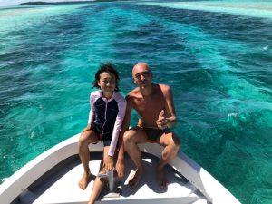 ジャーマンチャネル 〜 ドイツ人が珊瑚礁を掘削した人口の海路はマンタの大通り!! [2017年パラオ旅行記 その31]