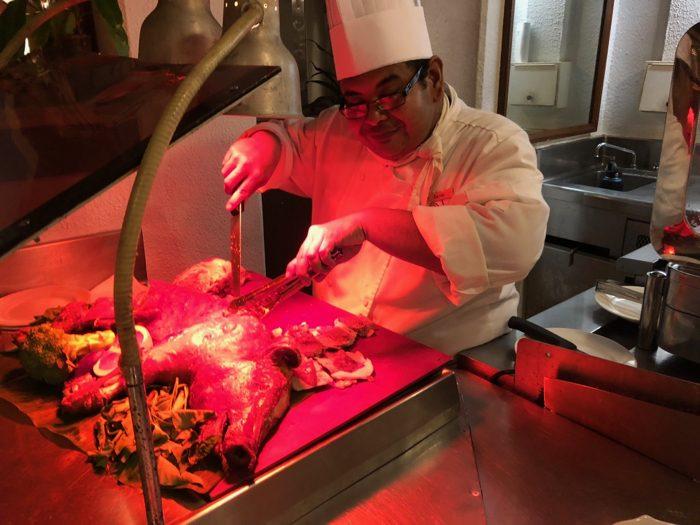 完璧なパラオの一日の締めくくりはPPRのココナッツテラスレストランでパラワンブッフェ!! [2017年パラオ旅行記 その36]